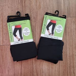 Capri leggings new small